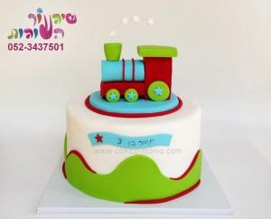 עוגת רכבת 2