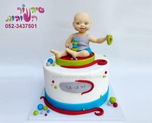 עוגת תינוק 2