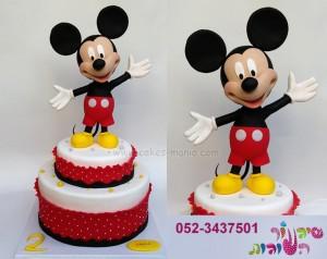 עוגת מיקי מאוס 1