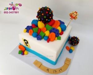 עוגת קנדי קראש 2