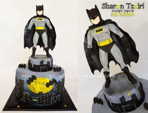 עוגת באטמן
