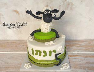 עוגת שון הכבשון 1