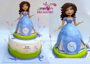 עוגת הנסיכה סופיה (2)