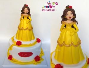 עוגת הנסיכה בל