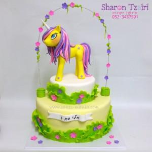 עוגת סוס פנטזיה (2)
