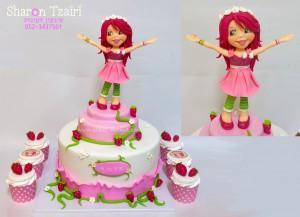 עוגת תותית 3