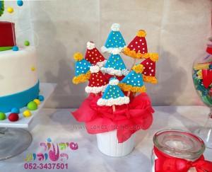 עוגיות מעוצבות קירקס
