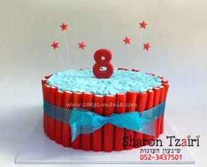 """עוגת ממתקים 3 - 270 ש""""ח"""