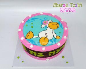 """עוגת הכבשה ניקי - 250 ש""""ח"""