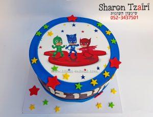 עוגת כח פי ג'י 1 - 250 שח