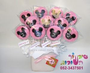 עציץ עוגיות מיני מאוס