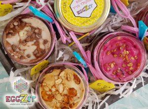 מארז קינוחי גלידה חגיגי