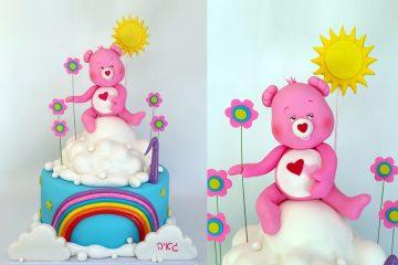 עוגות יום הולדת לקטנטנים