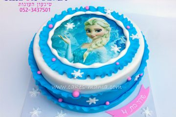 עוגות מודפסות